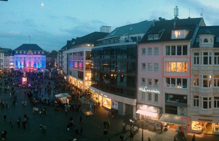 Lage des Zentrums - Karma Kagyue Bonn