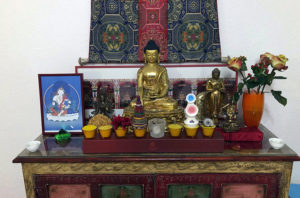 Paramita Bonn -Altar