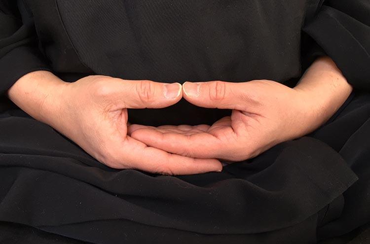 Soto Zen Dojo Bonn- Mudra