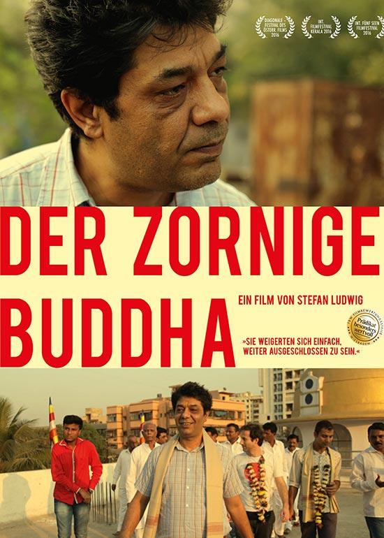 Filmcover Der zornige Buddha