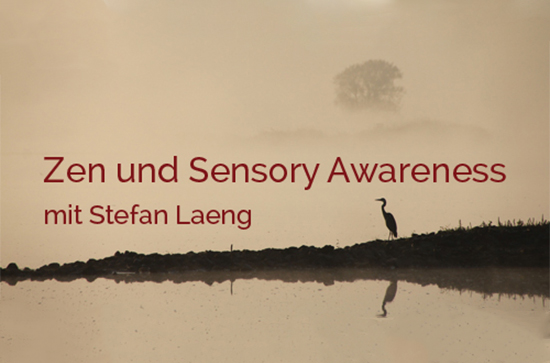 Zen & Sensory Awareness Workshop mit Stefan Lang