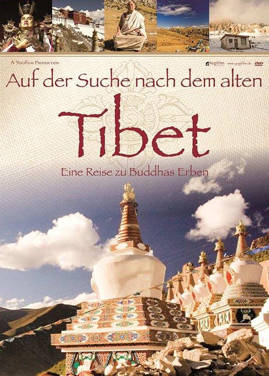 Filmcover Auf der Suche nach dem alten Tibet