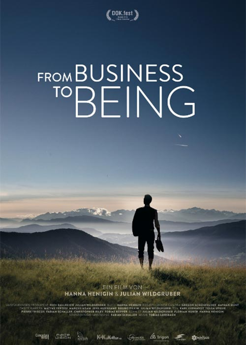 Filmcover From Business to Being