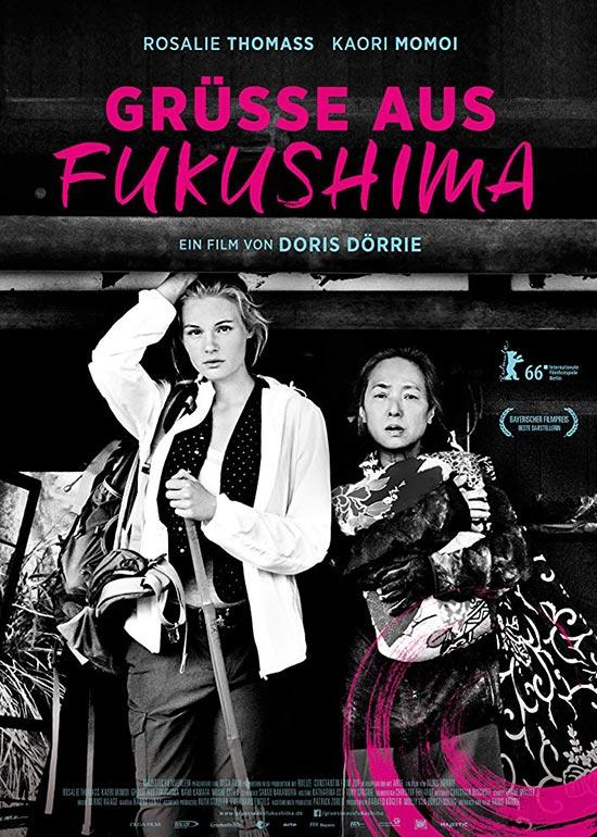 Filmcover Grüße aus Fukushima