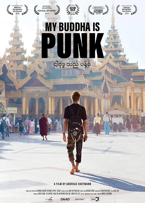 Filmcover My Buddha is Punk