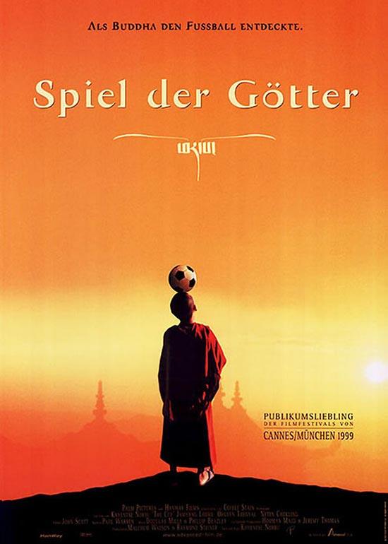 Filmcover Spiel der Götter