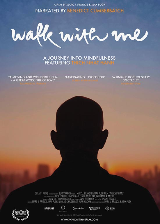 Filmcover Walk with me