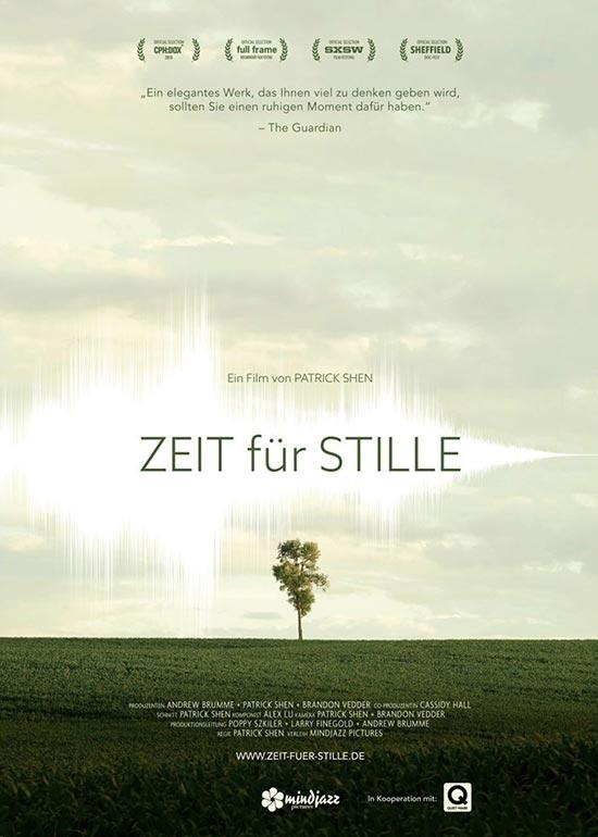 Filmcover Zeit für Stille