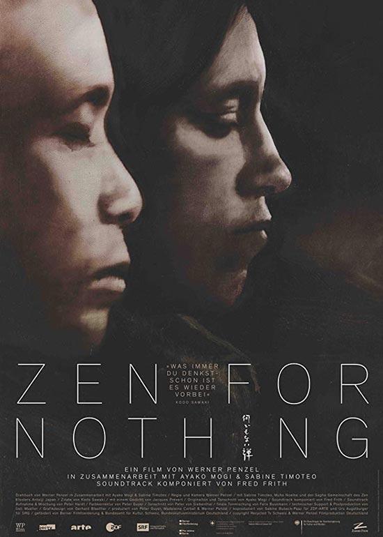 Filmcover Zen for nothing