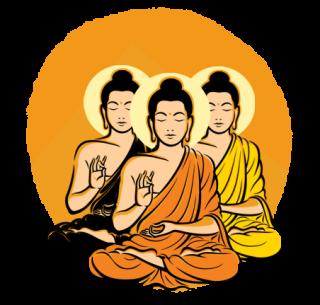 Splotch-buddha-gruppe